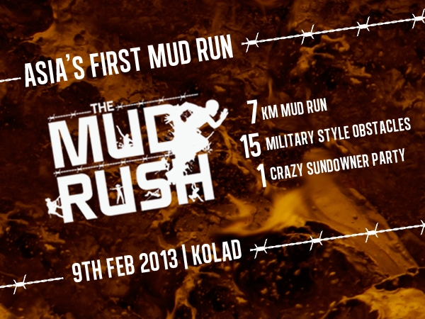 Behind The Scenes At The Mud Rush