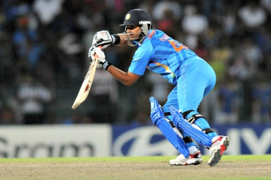 India Thrash England by 5 Wickets