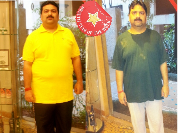 Health Star Of The Week: Dedication Was The Key To Surya Kumar Raja's Weight Loss