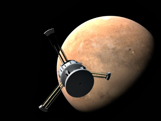 UK Plans to Land Man on Mars by 2021