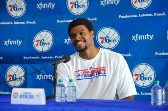 Cavaliers Sign Bynum on Two-year Deal