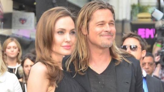 Angelina Jolie 'Completes' Brad Pitt