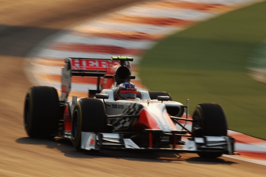 Indian GP Aiming for 2015 Return