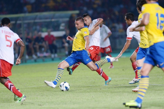 Arsenal Begin Their Asian Tour With a Win