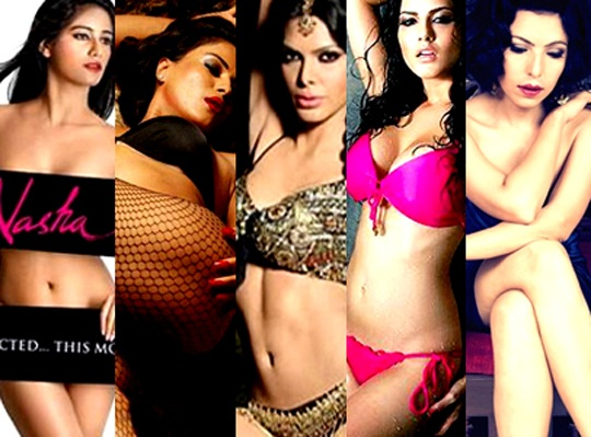 Hot Babes In Bollywood