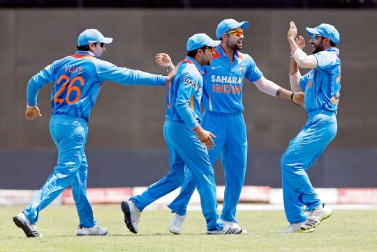 India May Test Bench Strength in 4th ODI