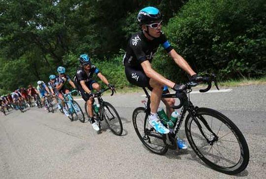 Pyrenees Beckon For Tour Peloton