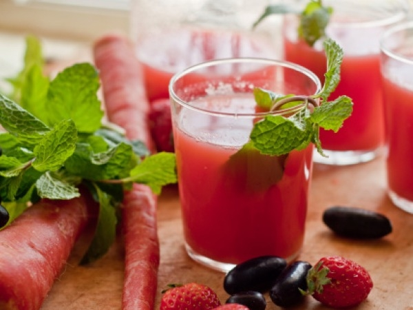 Good Vision Juice: Beetroot And Carrot Juice