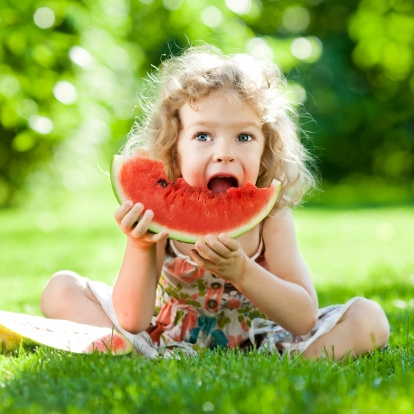 Health Benefits Of The Giant Watermelon