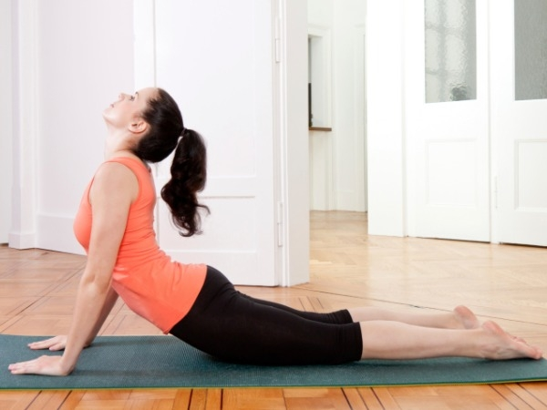 Power Yoga For Healthy Living Instructional Video Diet Fitness