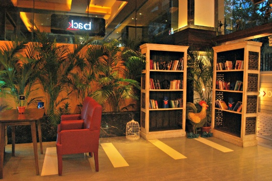 Book Cafe Culture Takes Root in India
