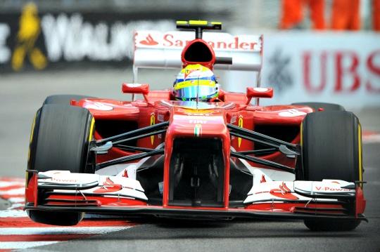Ferrari Give Massa a New Chassis for Canada