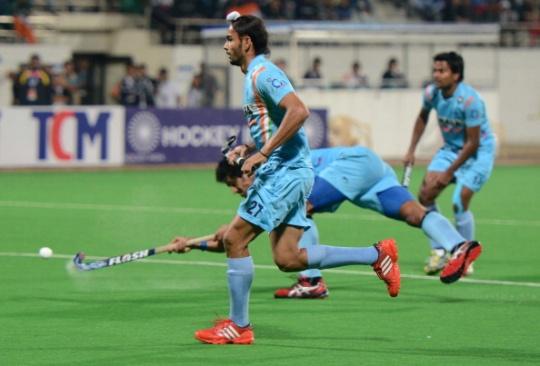 Hockey World League: India Beat France