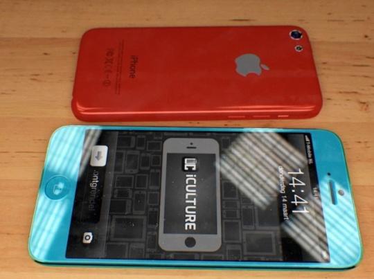 iPhone 5S Dutch