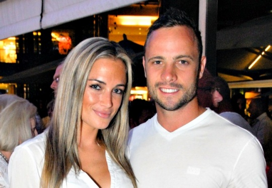 Reeva Was 'Afraid' of Oscar Pistorius