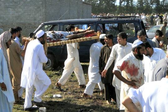 Lawmaker, 29 Others Die in Pakistan Blast