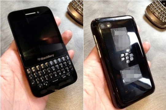US Firms Testing New BlackBerry Devices