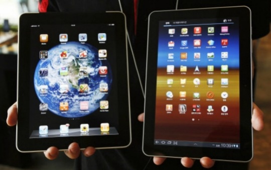 Android Tablets are Gaining Over iPad