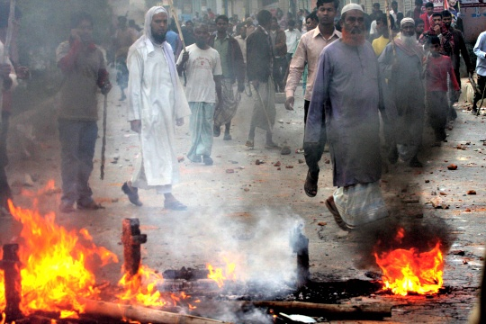 Bangladesh HC Orders Security for Hindus