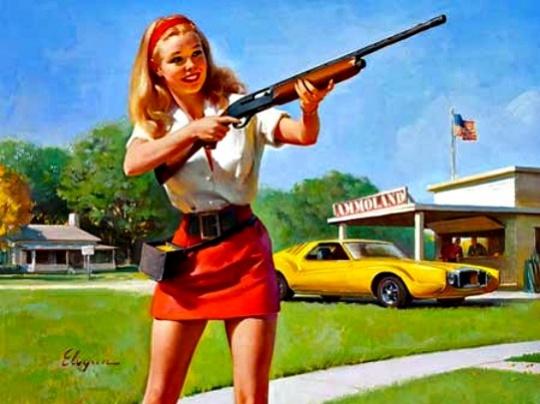 US State Legalizes Guns for Teachers