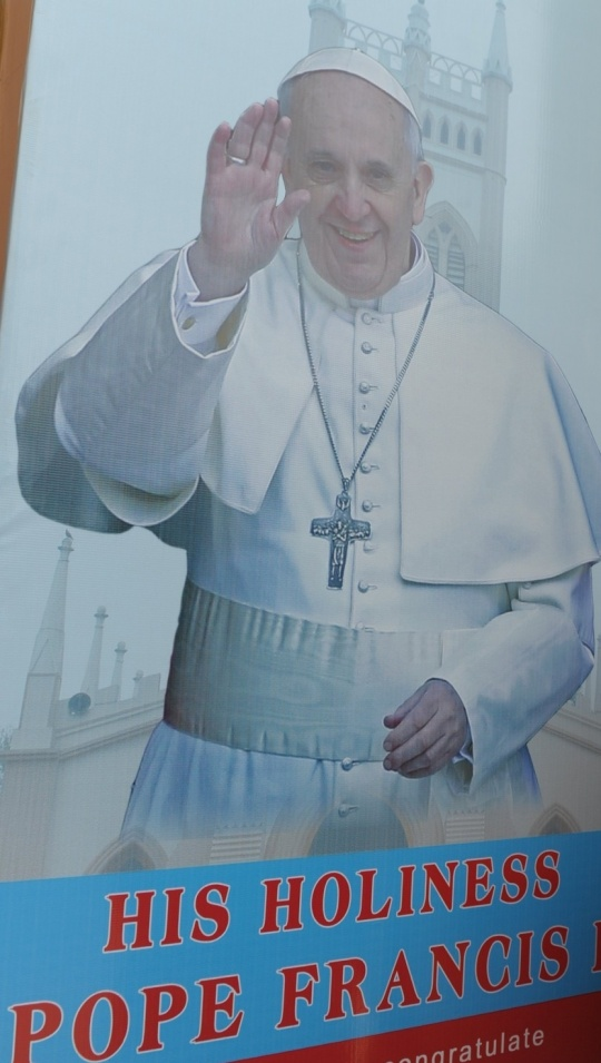 Why New Pope Picked The Name Francis