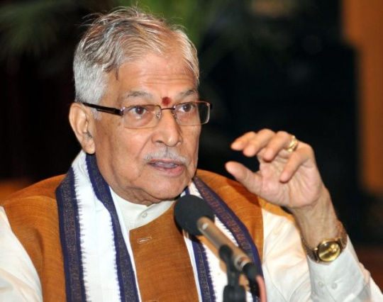 Western Outlook Reason For Rape: Murli Manohar Joshi