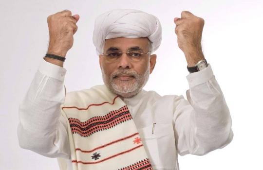 Narendra Modi Enters Guinness Book
