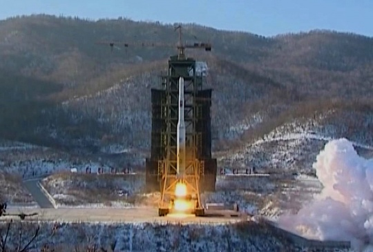North Korea Threatens Nuclear Strike
