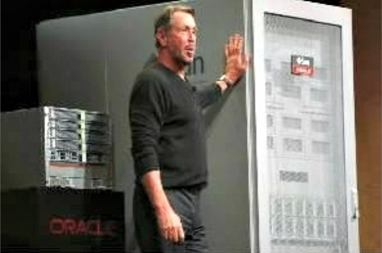 Oracle Unveils Faster Servers with T5 Microprocessors