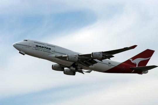 Qantas Flight Cabin Temp Soars, Forced to Land