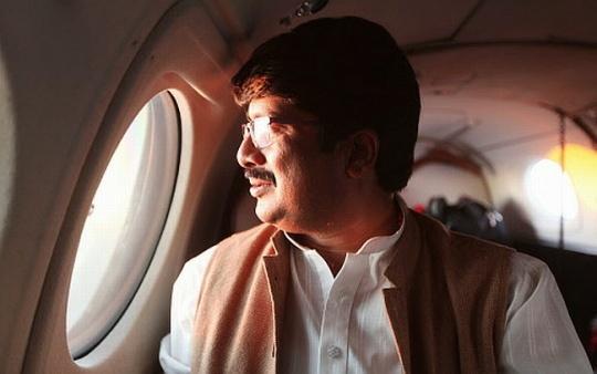 Raja Bhaiya Finally On Sticky Wicket?