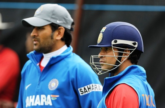 I have at times disagreed with Sachin: MSD