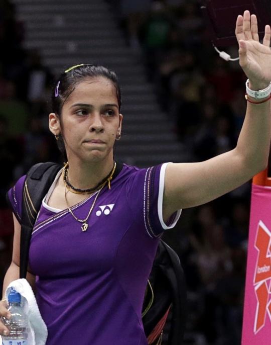 Saina Nehwal Enters Swiss Open Semis