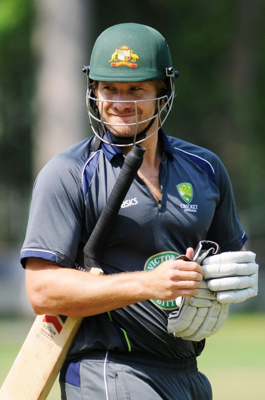 Shane Watson Walks Out of Indian Tour