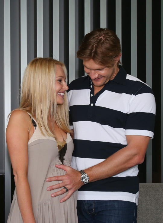 Shane Watson Becomes First-Time Dad!