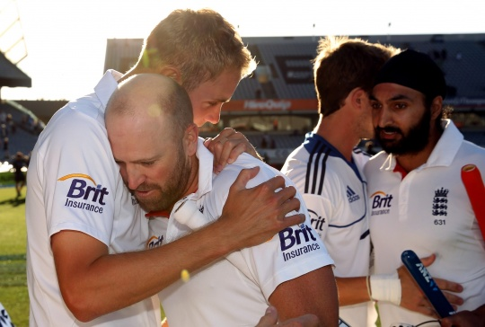 3rd Test: Matt Prior, Ian Bell Save England against New Zealand