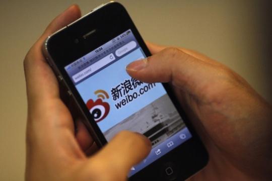 China's Twitter-like Weibo Poses Danger
