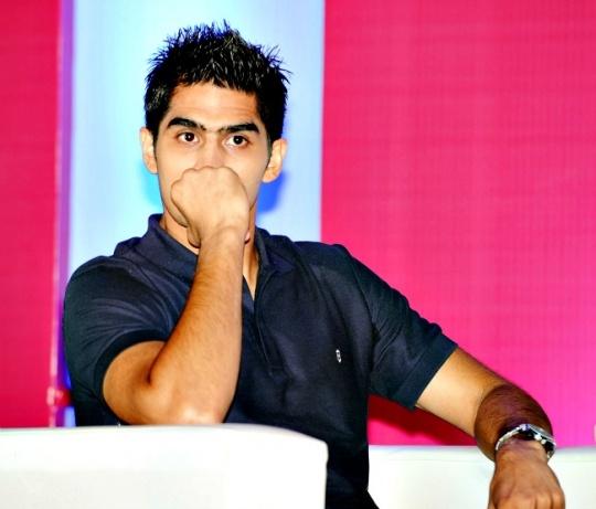'SHOCKED' Vijender Singh Refutes Drugs Link