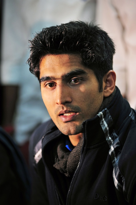 Ram Singh Tries to Implicate Vijender
