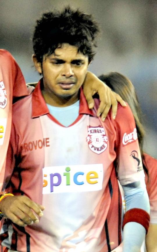 Slapgate in IPL 2008