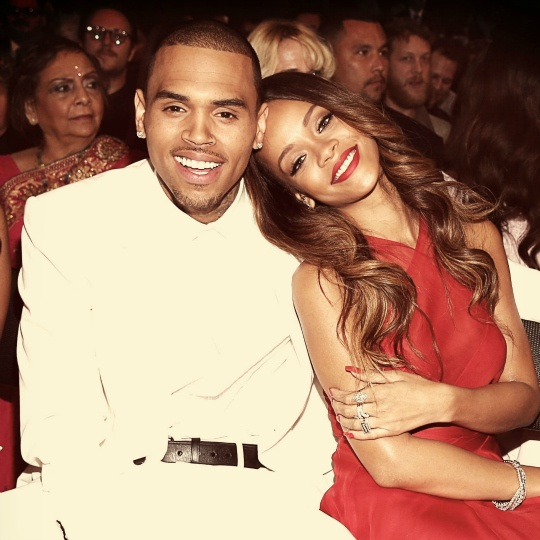 Chris Brown, Rihanna