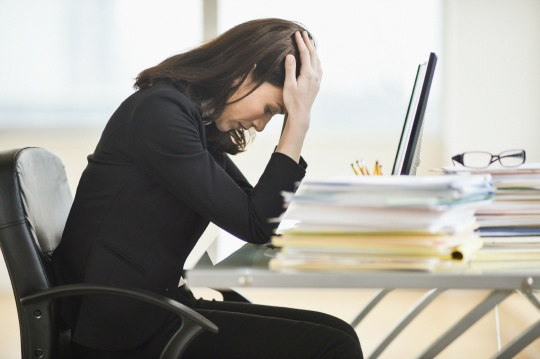Why Most Workers Suffer Stress