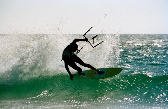 Kitesurfing to be Unveiled in India