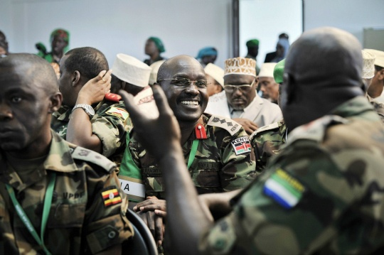 African Union Opens 50th Anniversary Celebrations