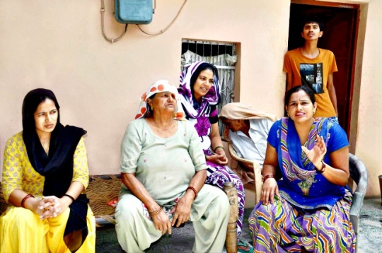 Ajit Chandila's Family