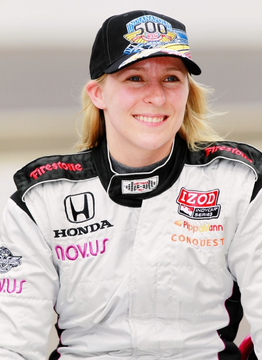 Women Grab Race Spots on Bump Day at Indy