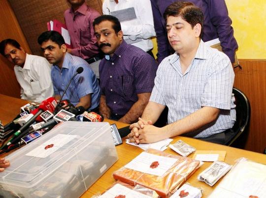 Mumbai Police Seize Sreesanth's Phones, Laptops, Data Cards