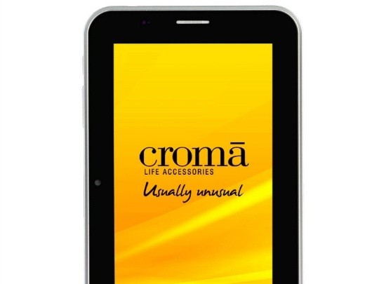 Croma 3G Tablet