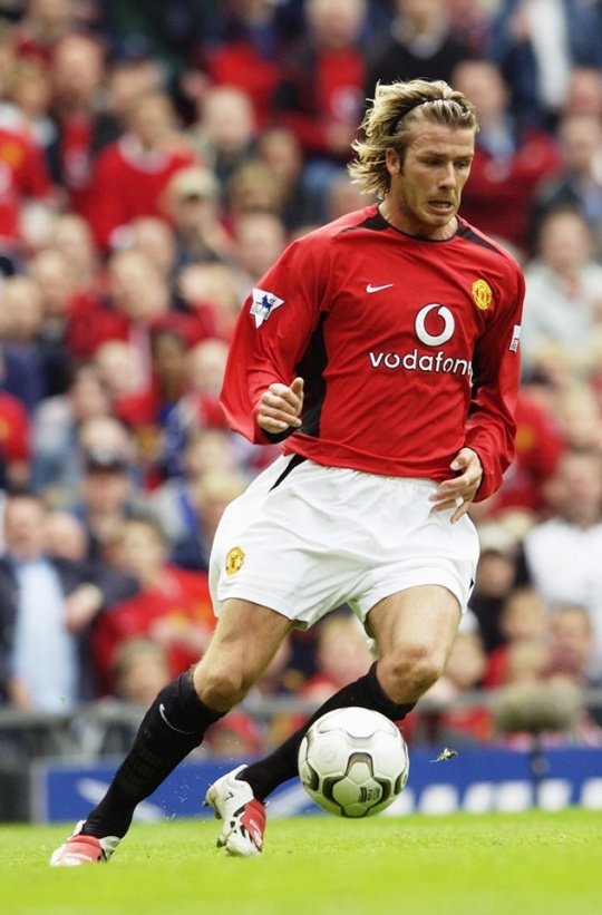 Everton Vs Manchester United, May 2003