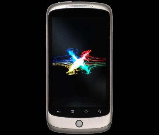 Google HTC Nexus One